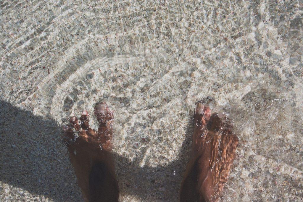 Engelen voeten